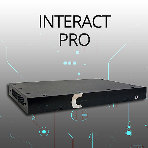 VSO PRO AV ClearOne Interact