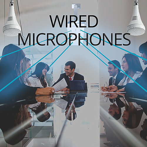 Wired Mics