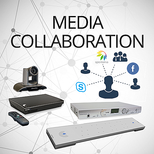 Media Collaboration