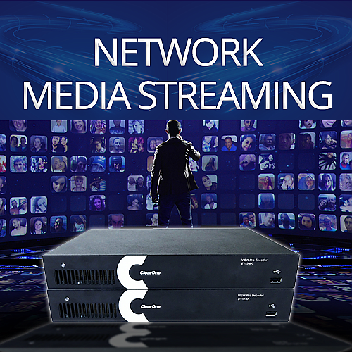Network Media Streaming