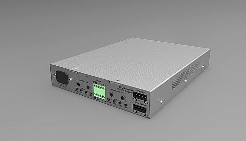 ClearOne CONVERGE PA 460 Power Amplifier