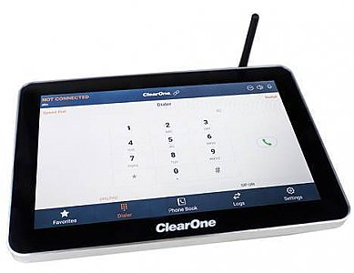 ClearOne Touch Panel Controller for CONVERGE PRO 2