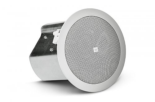"JBL CONTROL 14C/T Two-Way 4"" Coaxial Ceiling Loudspeaker (2 Per Pack - White)"